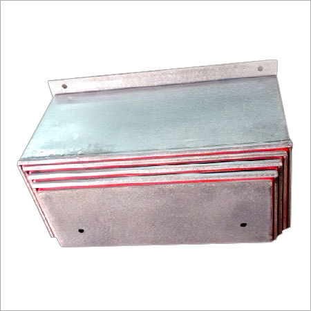 Closed Position Telescopic Covers