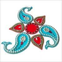Acrylic Designer Rangoli