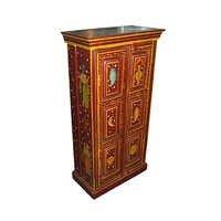 Painted Furniture-Almirah