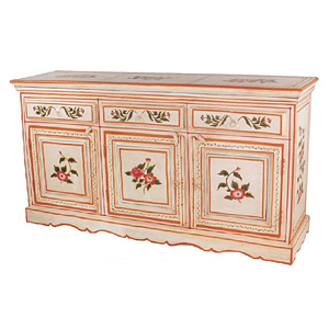 Painted Furniture-sideboard with drawer