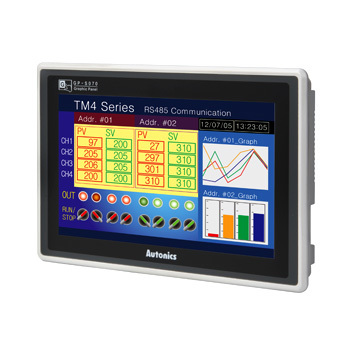 GP-S070-T9D7 (24VDC) Autonics Graphic TC