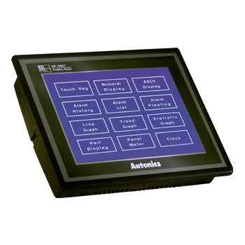 GP-S057-S1D0 (24VDC) Autonics Graphic Touch Panels