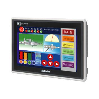 Autonics Logic panels touch screen HMI