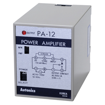 PA-12 (100/220VAC) Autonics Sensor Controller