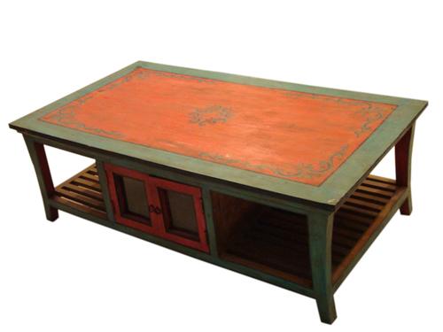 Painted Furniture-Tea Table