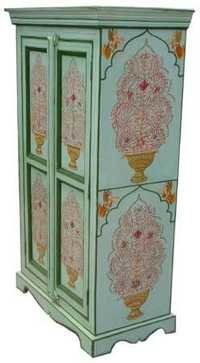 Painted Furniture-Almirah