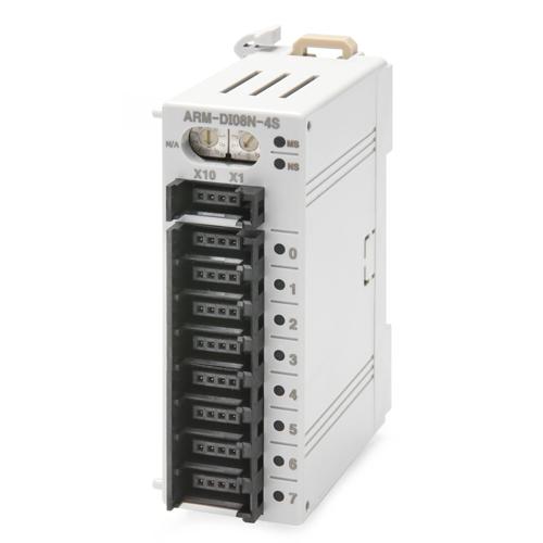ARM-DO08P-4S (PNP,10-28VDC,0.3A/POINT)' Converters