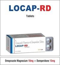 Omeprazole Magnesium 10 + Domperidone 15