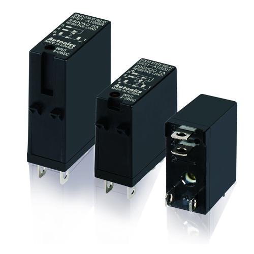 SRS1-B1203-1(4-30VDC/90-240VAC 2A(ZC) Autonics SSR