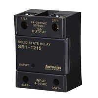 SR1-4475(100-240 VAC,48-480VAC 75A(ZC)Autonics SSR