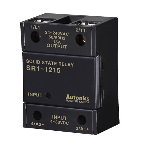 SR1-1415(4-30VDC/48-480VAC 15A(ZC)Autonics SSR
