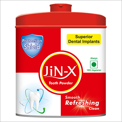 Jin-X Toothpowder 100g