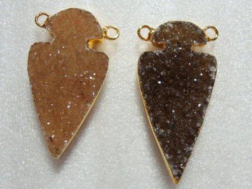 Fancy Arrowhead Pendant