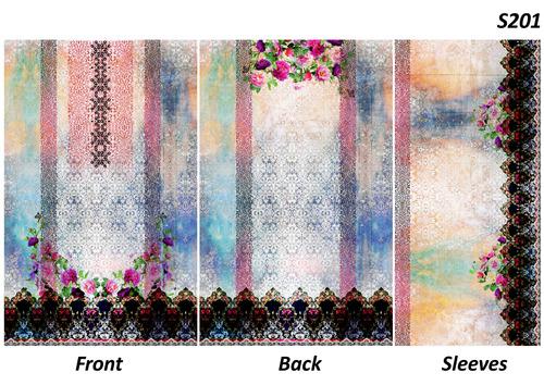 Fancy Ladies Dress Material Fabrics
