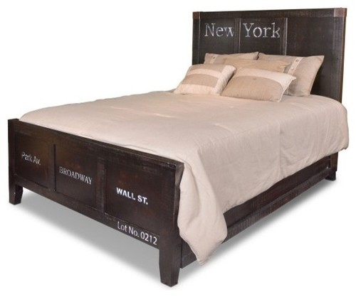 Industrial Bed