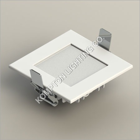 3W Square Backlid Panel F