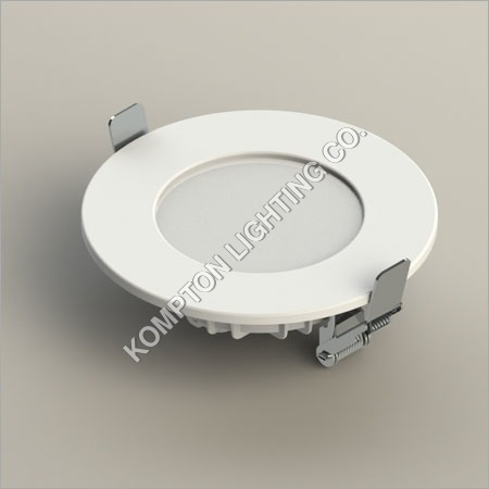 6W Round Backlid Panel F