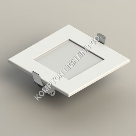 6W Square Backlid Panel F