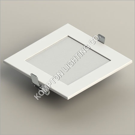 12W Square Backlid Panel F
