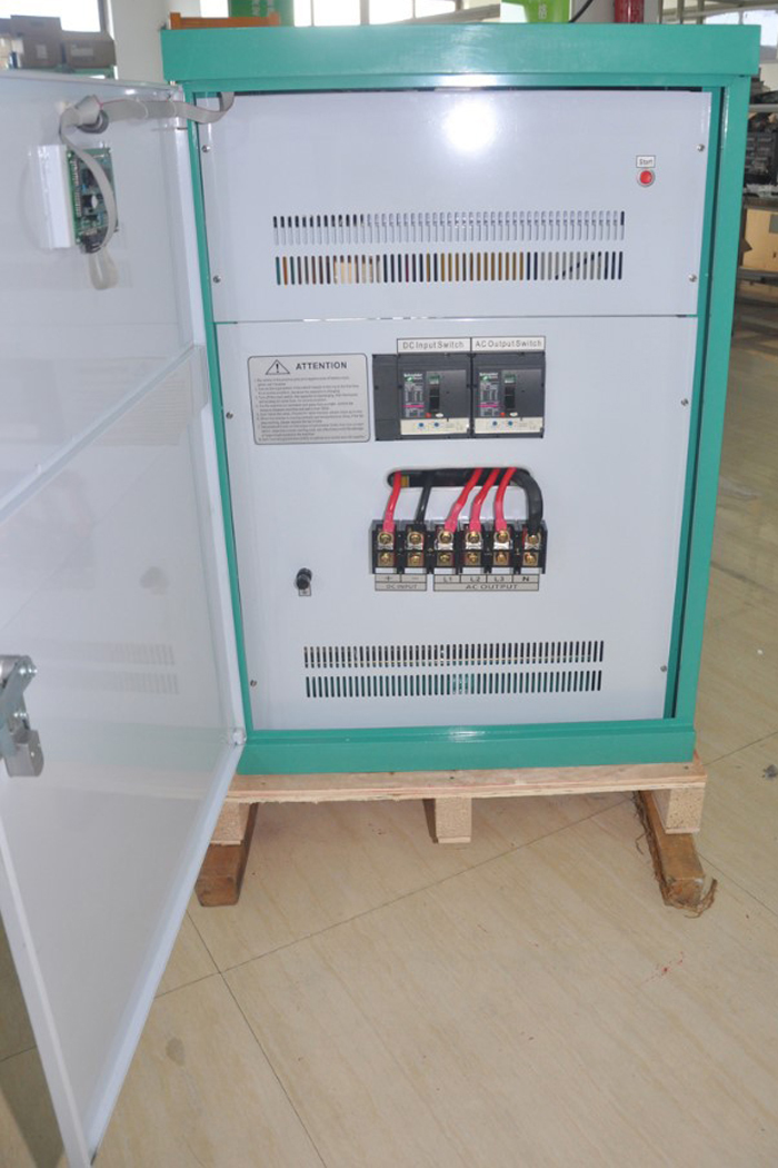 40KW Off Grid Hybrid Inverter