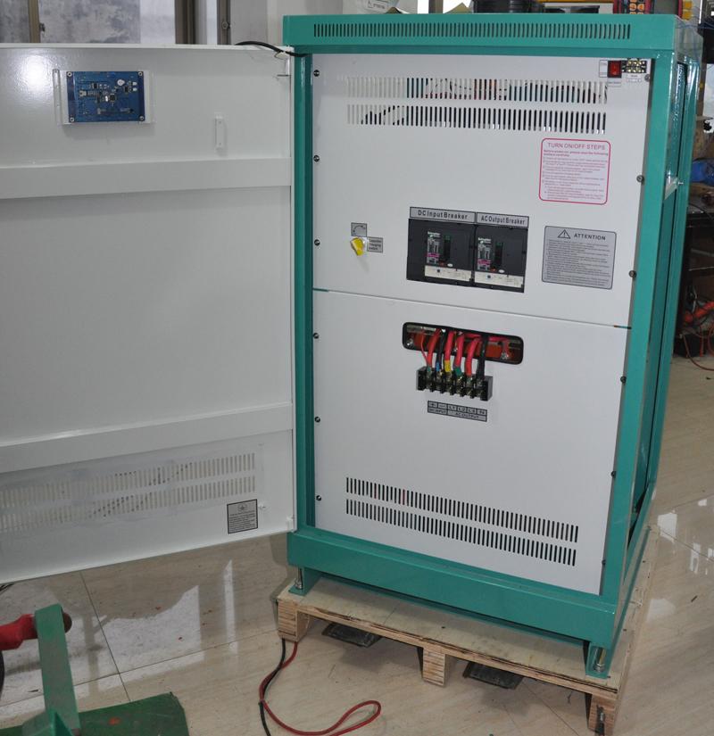 40KW Off Grid Hybrid Inverter