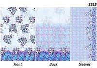 Ladies Printed Fabrics