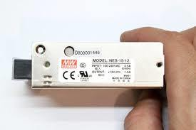 Meanwell NES-15 Power Supply