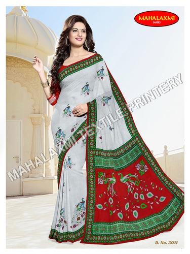 Premium Cotton Saree Catalog