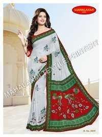 Premium Cotton Saree