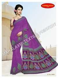 Souhtindian Cotton Saree Wholesale