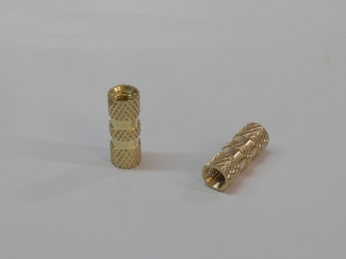 Triple Knurling Brass Inserts