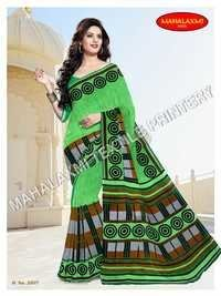Cotton Saree Manufacturer Jetpur