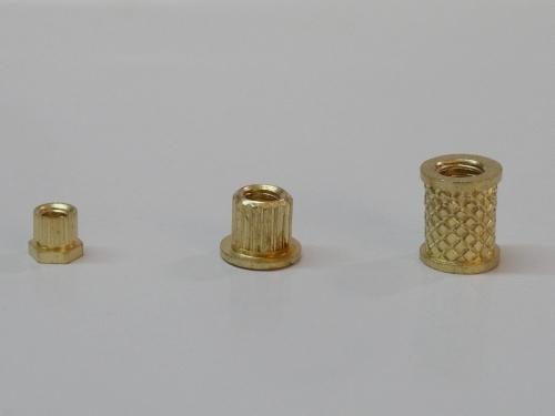 Brass Thread Inserts