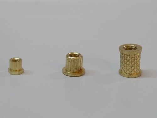 Brass Thread Inserts