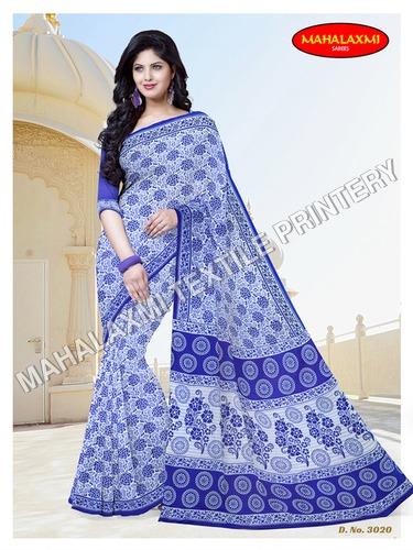 Cotton Sarees India