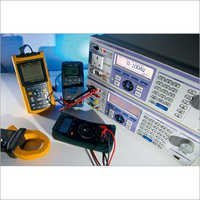 Electrical Test Equipment Calibration Services