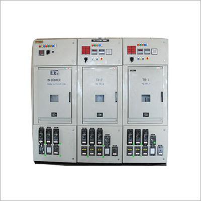 630 AMPS HT VCB Panel Calibration