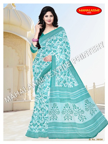 Premium Cotton Sarees