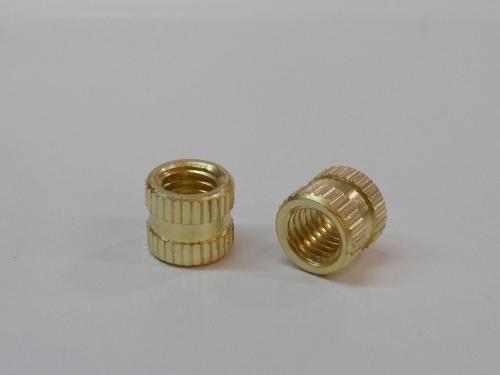 Brass Round Inserts