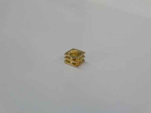 Brass Square Nut Inserts