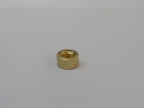 Brass Threaded Inserts Nut