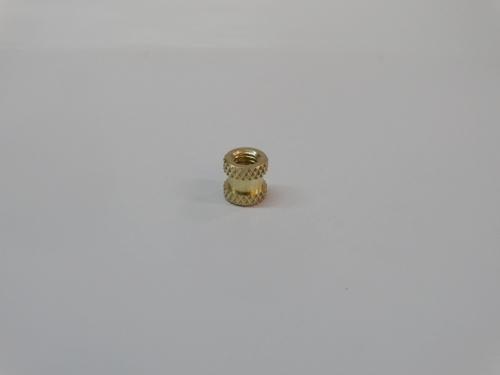 Brass Threaded Round Inserts