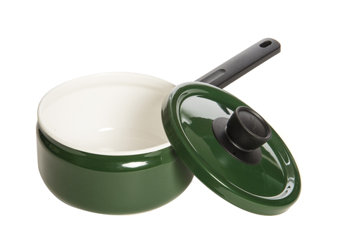 Fujihoro Honey Ware Sauce Pan with Lid 2.2ltr.