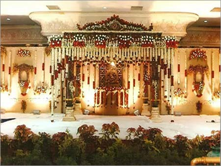 Wedding Mandap Decorations Services Lovely Gifts And Events Shop