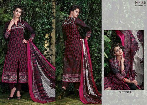 Exclucive  Cotton  Salwar Suits