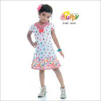 Girls Stylish Frocks