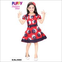 Girls Casual Frocks