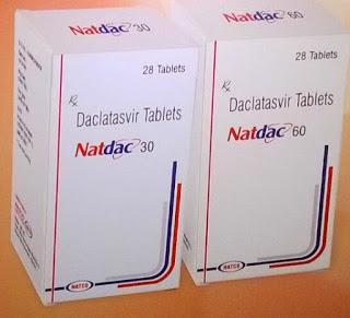 Natdac Daclatasvir Tablets