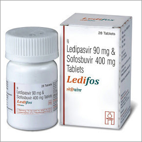 Ledifos Ledipasvir Tablets
