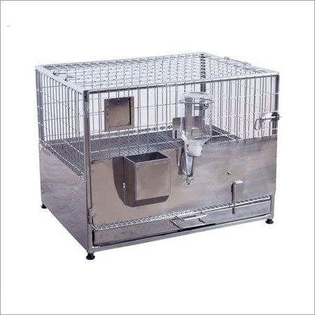SS Rabbit Cages